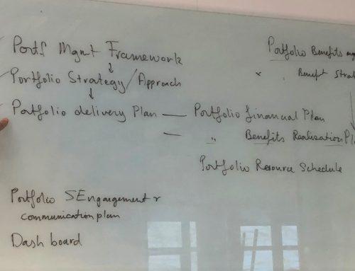 Terugblik op een succesvolle TrainingManagement of Portfolios (MoP)
